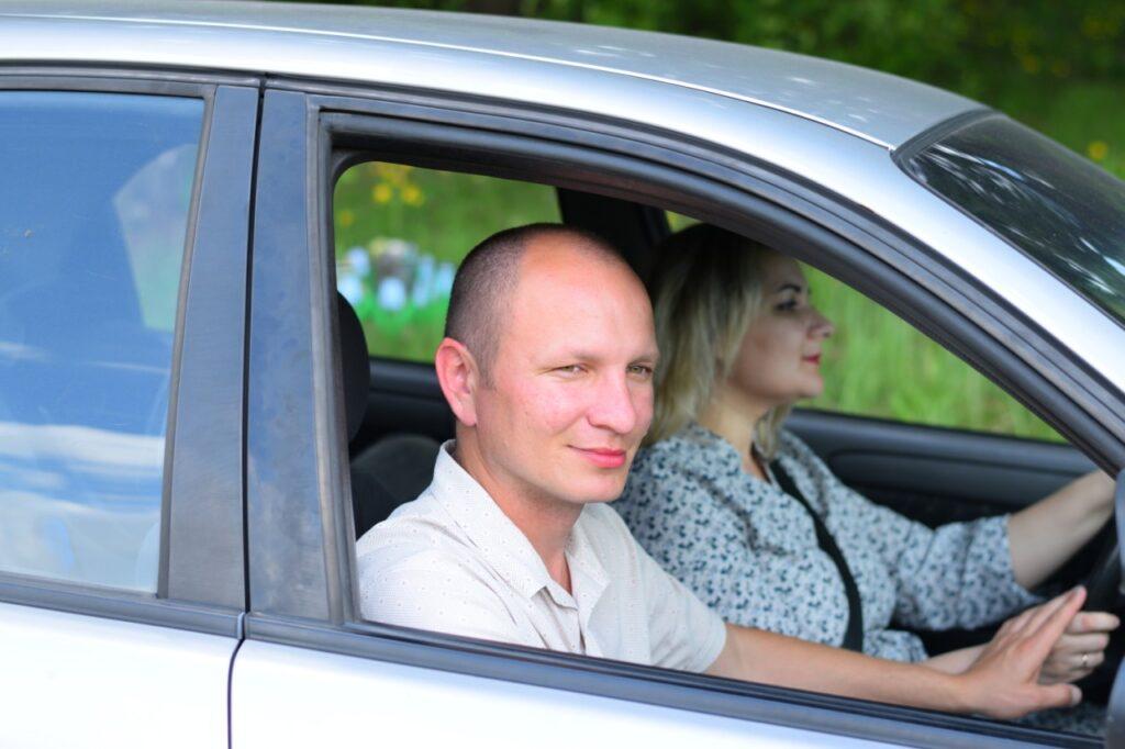 инструктор по вождению с нуля
