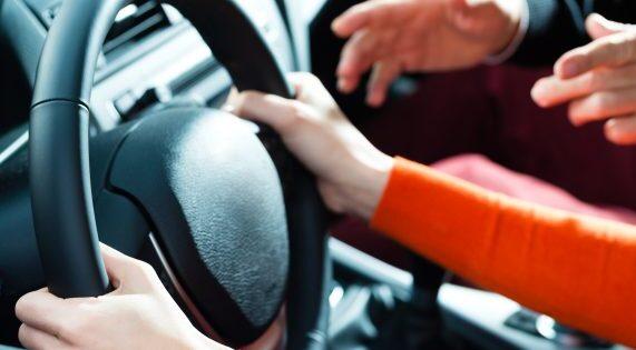 уроки по вождению автомобиля