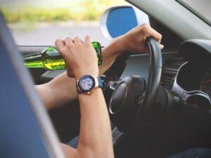 Лишение водительских прав в 2021